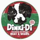 Dinki Di Dog Food by superiorgraphix