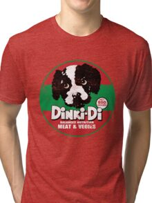 Dinki Di Dog Food Tri-blend T-Shirt