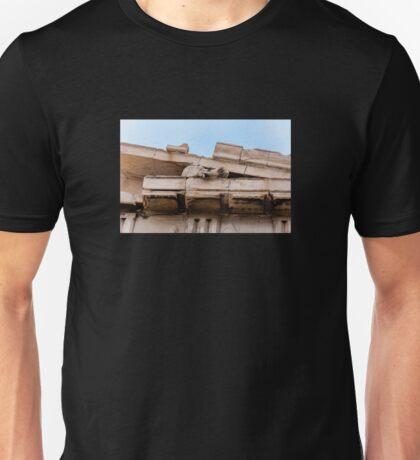 Parthenon pediment horses Unisex T-Shirt
