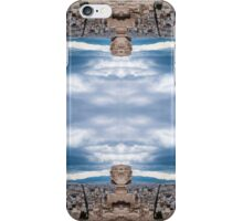 Stormy straight mirrored X16 iPhone Case/Skin