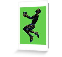 Silhouette Slam - Electronic Greeting Card