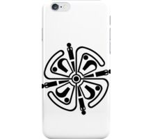 Haven Tv Tattoo iPhone Case/Skin