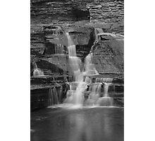 Treman Park, Ithaca, NY Photographic Print