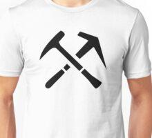 Roofer equipment Unisex T-Shirt