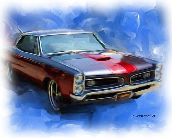 66' GTO by ezcat