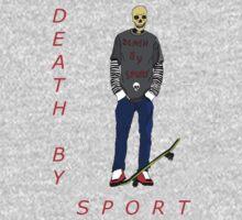 death by sport court skater by karen sheltrown