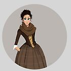Outlander's Claire by Lifeanimated