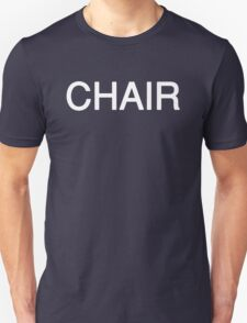 Simple Words CHAIR T-Shirt