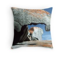 Remarkable Rock Throw Pillow