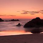 Mystery Beach by Ken Boxsell