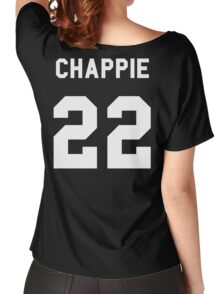 Chappie- Scout 22. Women's Relaxed Fit T-Shirt