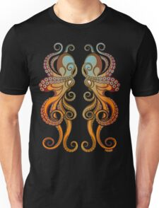 Mono Octopus (duo) #1 Unisex T-Shirt