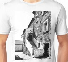 Agropoli: view old building Unisex T-Shirt
