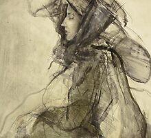Hommage à Lovis Corinth V by Ute Rathmann