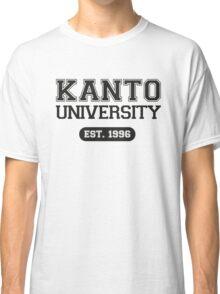 kanto university  Classic T-Shirt