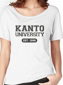 kanto university  Women's Relaxed Fit T-Shirt