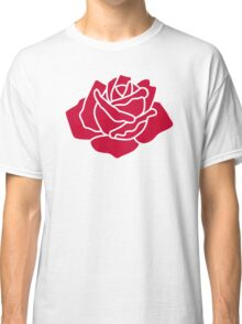 Red rose bloom Classic T-Shirt