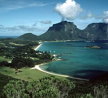 Lord Howe Island by Terry Everson