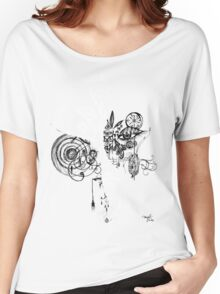 face within your face series 001 Women's Relaxed Fit T-Shirt