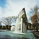 Fountain Park, Tokyo by Una Bazdar