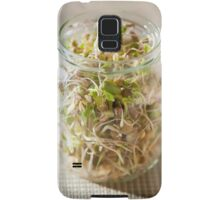 Many cereal sprouts growing Samsung Galaxy Case/Skin