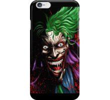 jok1 iPhone Case/Skin