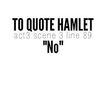 Hamlet. by prettymuch