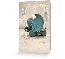 CHUNKIE Elephant Greeting Card