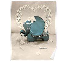 CHUNKIE Elephant Poster