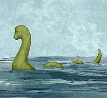 Sea Monster by ElephantTrunk