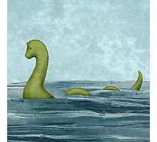 Sea Monster Photographic Print