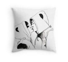 I love you my Panda Throw Pillow