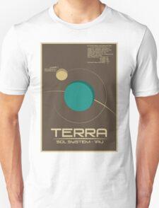 Sol: Terra Unisex T-Shirt