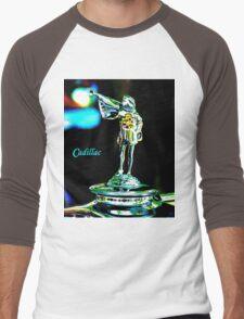 Cadillac Men's Baseball ¾ T-Shirt