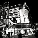 The Queen's Theatre, Shaftesbury Ave, London, 2003 by Jerry Carpenter