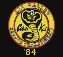 The Cobra Kai Karate Clan One Piece - Long Sleeve