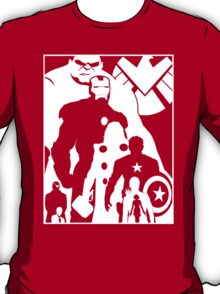 Assemble and Avenge T-Shirt
