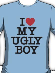 Die Antwoord - I Love My Ugly Boy (black) T-Shirt
