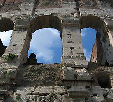 Colosseum by Ramona Frederickson
