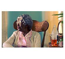 OG Grandma  Photographic Print