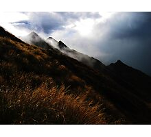Wanaka Highlands Photographic Print
