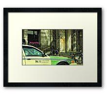 Dial 312 Framed Print