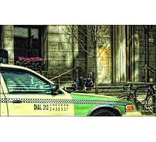 Dial 312 Photographic Print