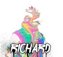 Hotline Miami: Richard by CallinghamM