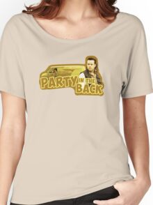 Party in the back Women's Relaxed Fit T-Shirt
