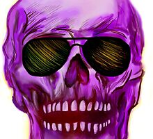 Cool Skull by toastedstew