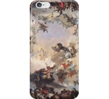 Allegory of Planets & Continents  iPhone Case/Skin