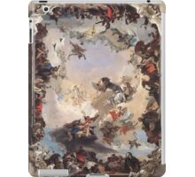 Allegory of Planets & Continents  iPad Case/Skin