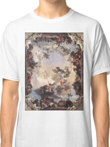 Allegory of Planets & Continents  Classic T-Shirt