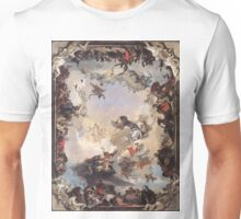 Allegory of Planets & Continents  Unisex T-Shirt